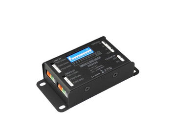 Porcellana 3*3A terminale costante di Screwless del decodificatore di tensione LED DMX512 disponibile fabbrica